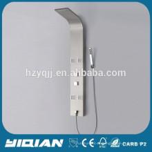 LED de luz 304 Hot Sell Panel de ducha de acero inoxidable