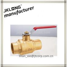 brass ball valve CxC