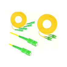 Best Quality for Patch Cord SC SC PC/APC Fiber Optic Jumper supply to India Suppliers