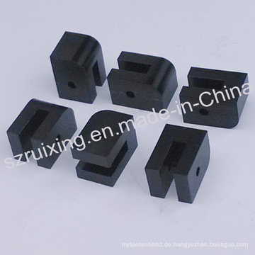 China CNC Delrin Stylus Nähmaschine Ersatzteil der POM Teile