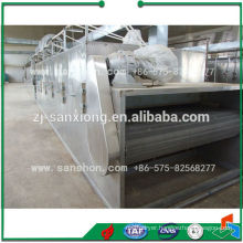 potato belt drying machine