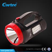 Портативный светодиодный фонарь, перезаряжаемый светодиодный прожектор