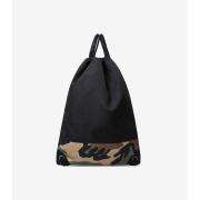 Custom drawstring camouflage backpack college backpack