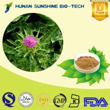 Polvo tónico de la semilla del cardo de leche de la tónica de hígado de la muestra libre para mejorar inmunidad humana