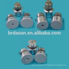 Différents types de vibrateur de nettoyage