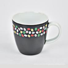 Taza de viaje de cerámica de café de moda personalizada para el hogar