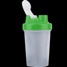 400ml benutzerdefinierte Farbe Protein Shaker Flasche