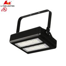 ETL UL DLC étanche sports portables éclairage extérieur haute puissance extérieure led inondation lumière 100 w