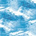 2017 Art und Weise gestricktes gedrucktes Wollgewebe (KQC-003)