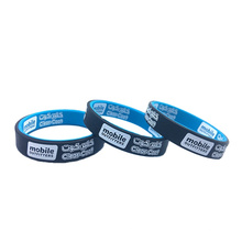 2021 Sports Silicone Bracelet, New Design Elastic Wrist Band
