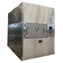 Microwave vacuum dryer / industrial tray dryer for fruit,meat,pet food with good price
