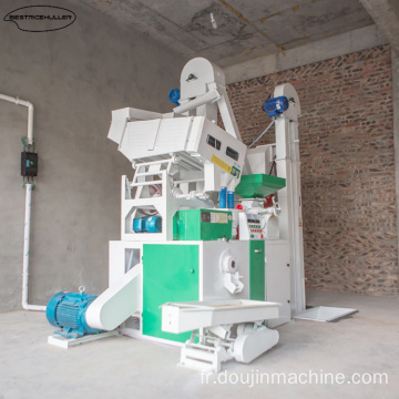 Machine à riz rentable