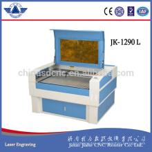 1290 Laer gravador de cnc para madeira, vidro, papel, etc.