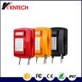 Téléphone VoIP Téléphone Knsp-18LCD résistant aux intempéries