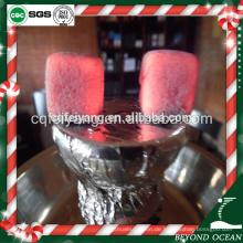 Einheitliche 2,5 cm Würfel Kokosnuss Shisha Kohle für Café-Bar
