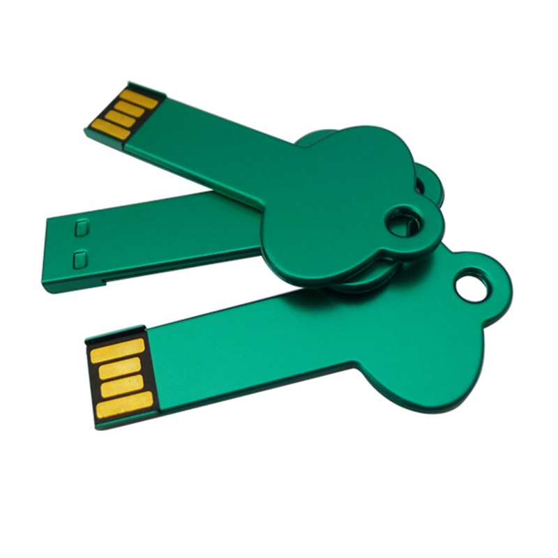 metal key usb