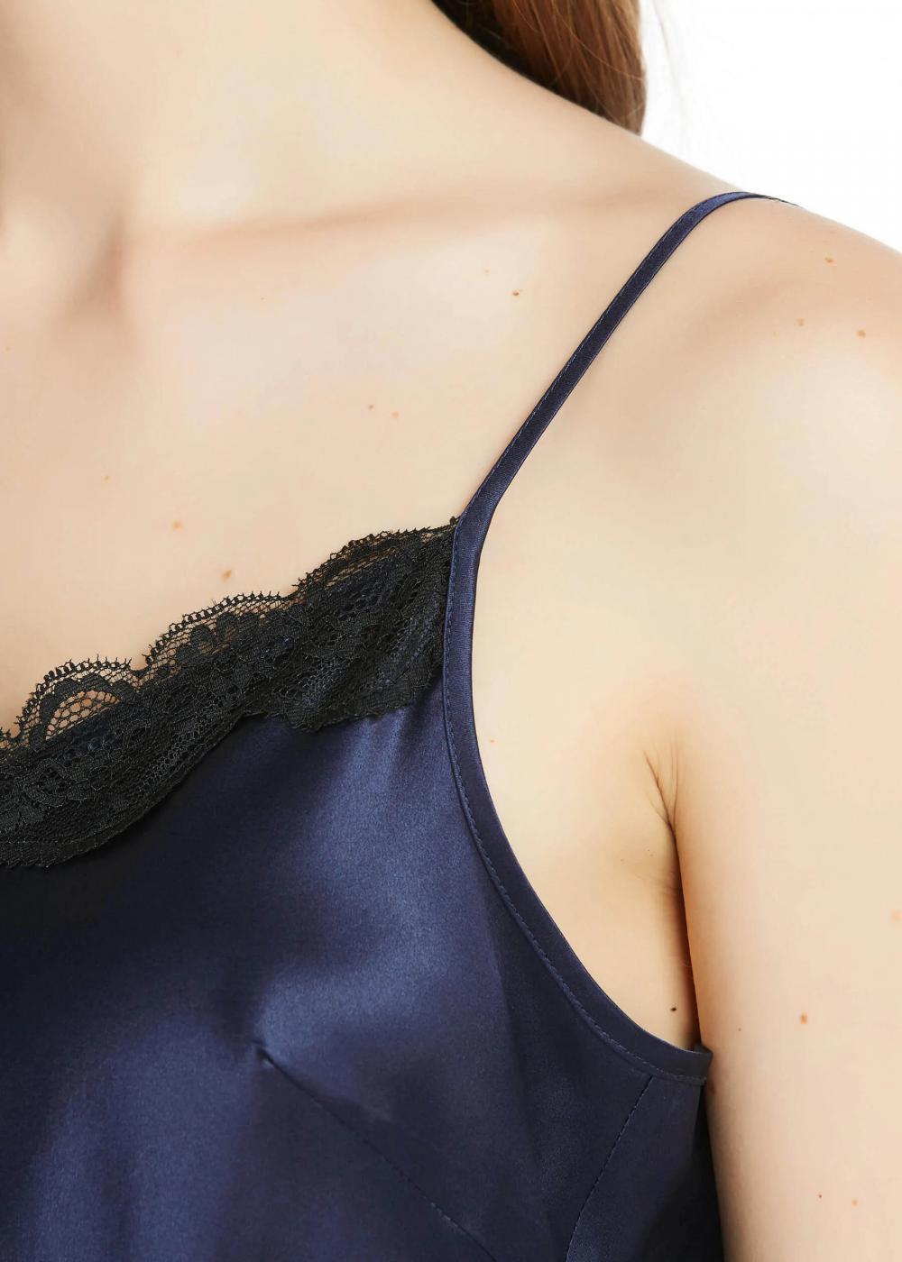 22 Momme Camison Seda Sexy Con Encaje Azul Marino Xs 06 Webp Jpg