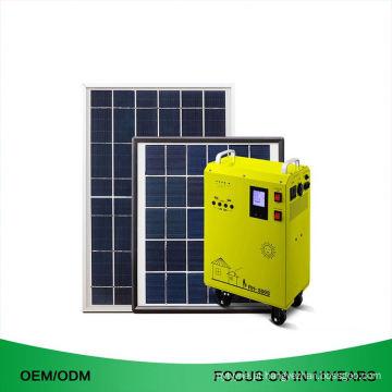 Sistema do painel solar de alta qualidade da emergência do jogo do poder 2Kw mini