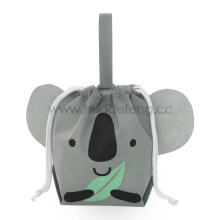 Серая нетканая сумка-упаковка Koala Party