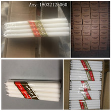 8Pcs x30Bags Lilin Stok 18g White Snow