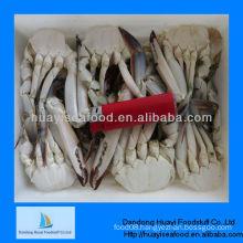 Half cut crab