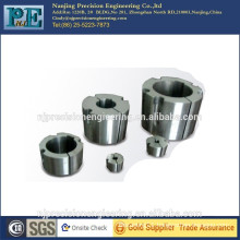 Top grade customized stainless steel shaft bushing