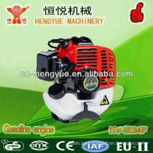 motor de gasolina para motor de gasolina mini cepillo cortador 1E34F