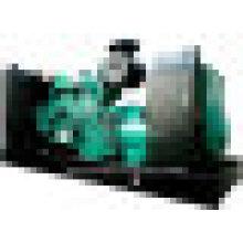 550kVA-625 ква 400В 50Гц 1500об / мин Ktaa19-G5 с CUMMINS Тепловозный комплект генератора