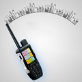 With SIM card Wireless GPS Walky Talky