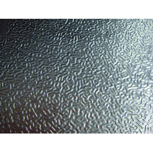 Stucco Embossed Aluminium Sheets/Coils Used in Refrigerator