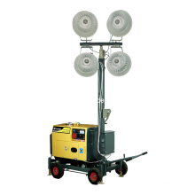 Portable Diesel Generator Mobile Light Tower (DG16000MLT)