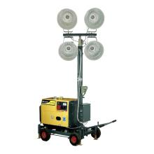 Мобильная дизельная генераторная передвижная световая башня (DG16000MLT)