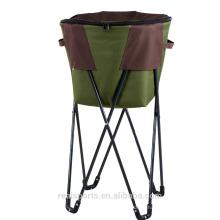 Acampamento necessário cadeira dobrável saco de gelo saco de gelo pvc