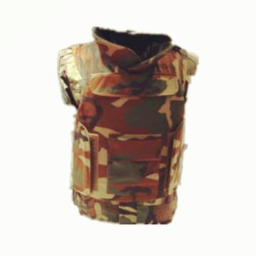 NIJ Iiia UHMWPE a prueba de balas chaleco por motivos de seguridad