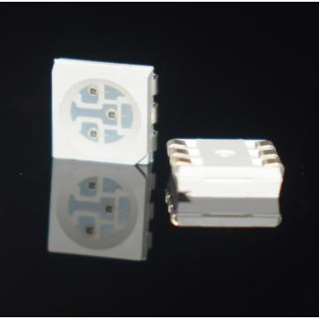 5050 850nm IR LED 0,6W med Tyntek Chip