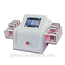 La más grande diodos láser de potencia de bajo nivel de equipos de terapia láser para el cuerpo de adelgazamiento
