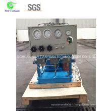 Compresseur à gaz comprimé d'ammoniaque utilisé dans l'industrie chimique