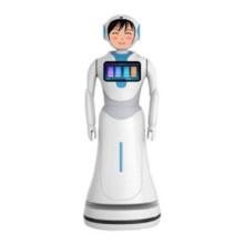 Interactive Robots for Bank