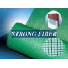 Net / Netting en fibre de verre solide OEM avec CE / Gts