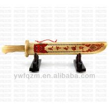 espadas de madeira de brinquedo para venda