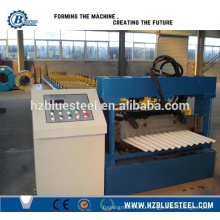 Corrugated Roof Roll Forming Machine, Chinese Manufacturer Metal Roof Sheet Making Machine Supplier