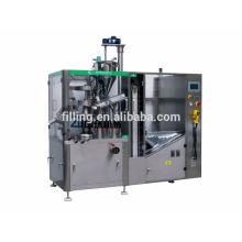 ZHNG-100A Hochgeschwindigkeits-Gesichtscreme-Füllung und Siegelmaschine