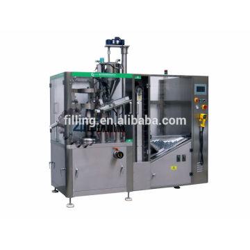 ZHNG-100A alta velocidad facial tubo de crema de llenado y sellado de la máquina