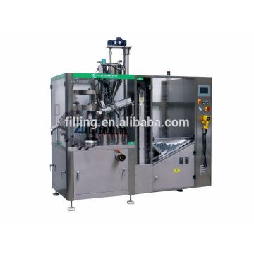ZHNG-100A High Speed Facial Cream Tube Filling and Sealing Machine