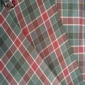 100% хлопок поплин полоса ткани Пряжа окрашенная ткань для сорочки/платье Rls50-29po