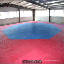 Exercise Martial Arts Taekwondo Octagon Mat For Competition
