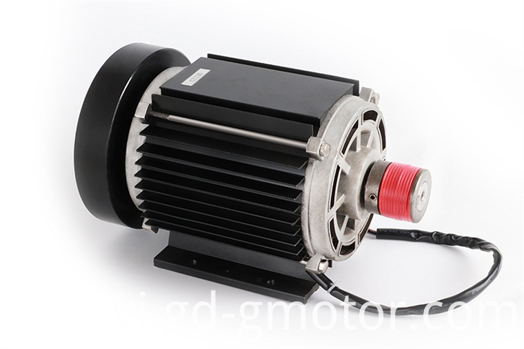 AC induction motor
