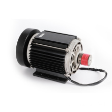 Variable speed ac motor for commercial treadmill