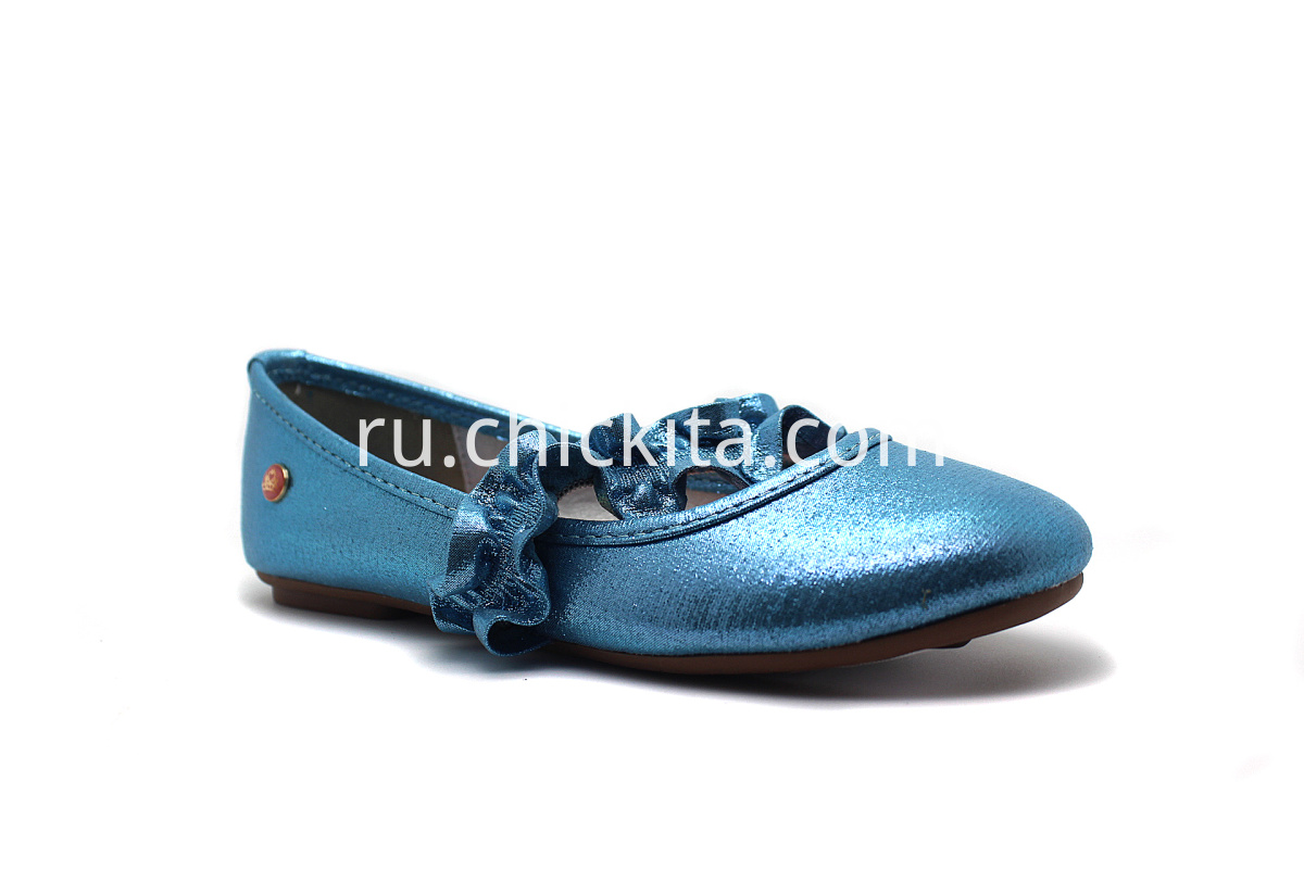 Girl's Fashionable Flats Shoes