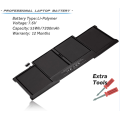 "Batterie Mac Book Air 13 ""A1405 A1496 A1377"